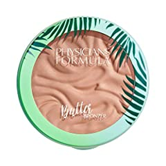 WARM ISLAND GLOW - Give your face the radiant goddess glow of the tropics Pick your color and watch your look gently transform as the refined pearls and soft-focus pigments smooth and brighten your skin tone with a subtle shimmer finish NOURISHING AN...