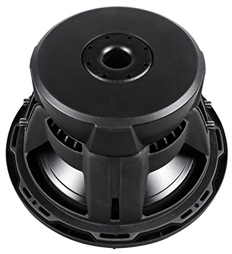 "Rockford Fosgate P3D4-12 Punch 12"" 1200 Watt Car Subwoofer +Vented Sub Enclosure"