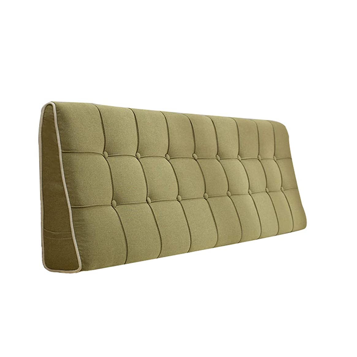 著作権アレキサンダーグラハムベル望ましいバッククッション - ダブルダブル背もたれ長い枕を洗うことができます枕寝室のベッドサイドマット11色、7サイズから選択可能 (Color : 11, Size : 180X50cm)