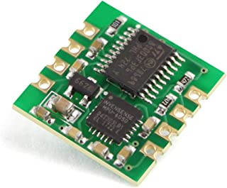 WitMotion WT61 High-Accuracy 6-Axis MPU6050 TTL Acceleration Sensor, Angle+Gyroscope+Accelerometer(+-2g/4g/8g/16g), Unaffected by Magnetic Field, IIC Mode, Triple-axis AHRS IMU for Arduino and More