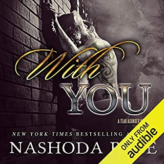 With You audiobook cover art