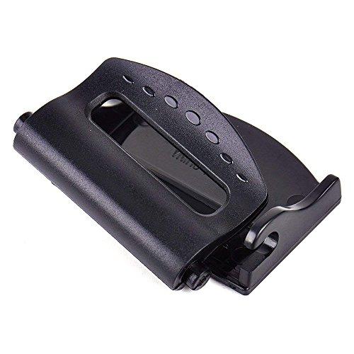 FJROnline Universal-Sicherheitsgurtversteller, verstellbarer Nackengurt, bequem, verstellbare Stopperschnalle, 2 Stück
