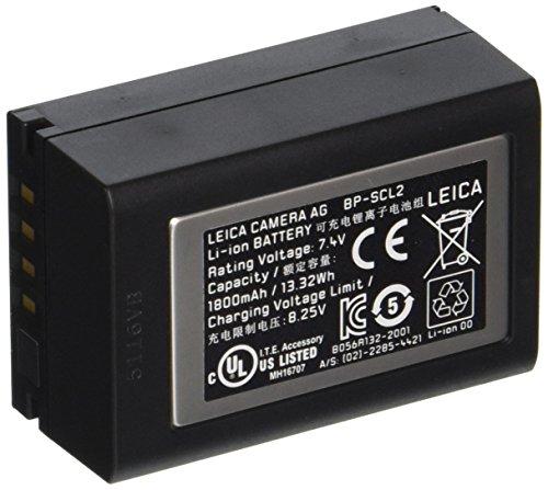 Leica 14499 Li-ion Battery Pack for BP- SCL2 (Black)