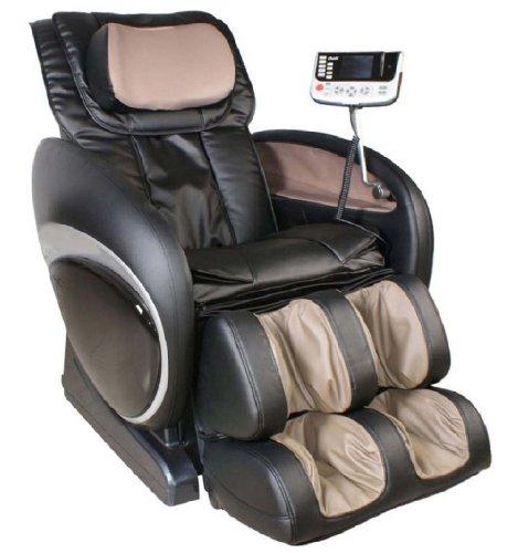 Hot Sale Osaki OS-3000 Executive Zero Gravity Massage Chair Blk/Beige S-track With Remote
