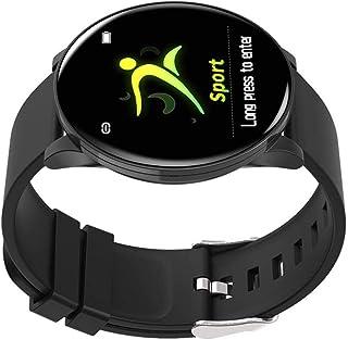 Reloj de Seguimiento de Actividad de Contador de calorías Smart Band de 0,96 Pulgadas Contador de calorías (Color: Blanco)