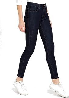 Women's Skinny Fit Ankle Length Denim Jeans