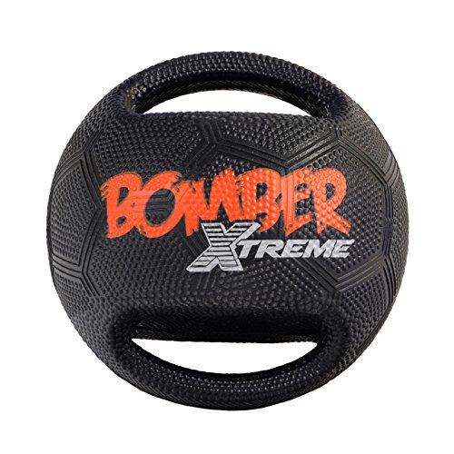 ZEUS Xtreme Bomber Juguete de Perro y Bomber LED Grande Bomb Juguete de Perro, Grande, Naranja