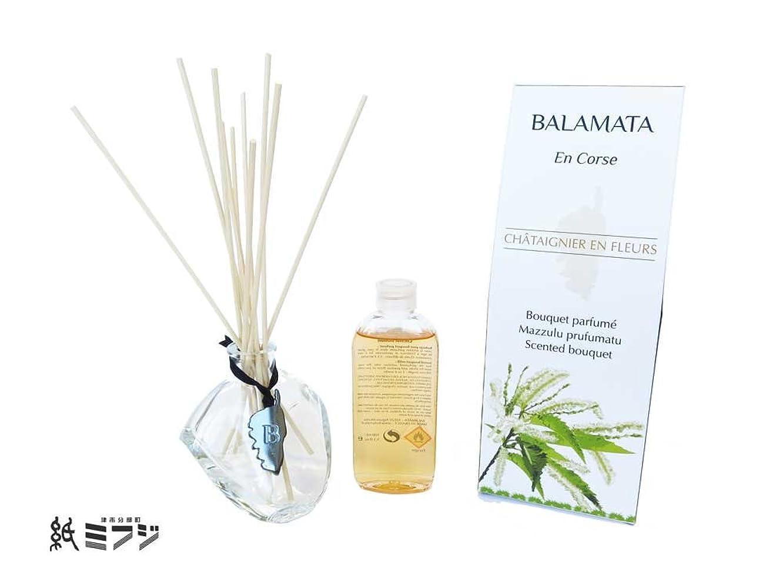 シンプルさ褐色系譜BALAMATA バラマタ ルームフレグランス Chataignier En Fleurs オリエンタル グリーン ブロッサム 100ml