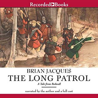 The Long Patrol audiobook cover art