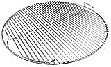 Grillfürst Edelstahl Grillrost 4mm / Grillrost klappbar für 570er / 57er Grills edelstahl-grillrost 57 cm-51J1 Xf6bYL-Edelstahl-Grillrost 57 cm für Kugelgrills (Weber, Napoleon, etc.) für 39,90€