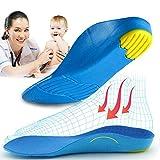y1z8Re Solette Solette Ortopediche per Bambini Scarpe per Bambini Piedini per Plantari Supporti per Ortesi Piedini per La Cura della Salute dei Piedi 3 18 Anni
