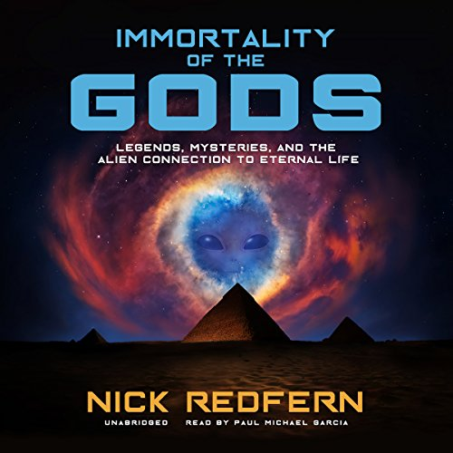 Immortality of the Gods audiobook cover art