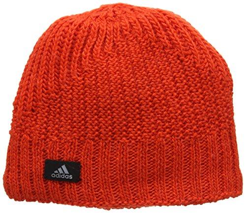 adidas Damen Wollmütze Climaheat, Bold Orange/Black, OSFY
