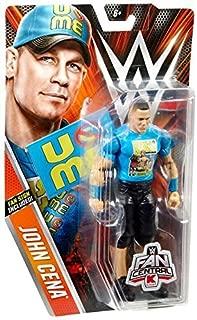 WWE Basic Series Fan Central John Cena Exclusive Action Figure