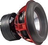 Subwoofer Ground Zero 38 cm GZPW 15Xmax 2x1Ω 6000 watt rms 15' sub gz auto spl