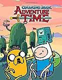 Adventure Time Coloring Book: Jumbo Coloring Book: Hora de Aventuras...