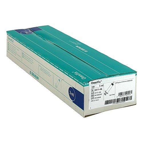 OMNIFIX Solo Spr.3 ml Luer latexfrei 100X3 ml