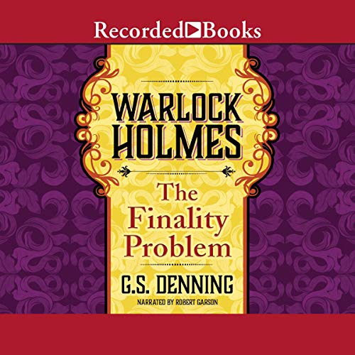 Couverture de Warlock Holmes: The Finality Problem