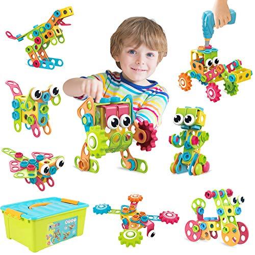 HOMOFY Kids Building Toys Kit Stem Toys...