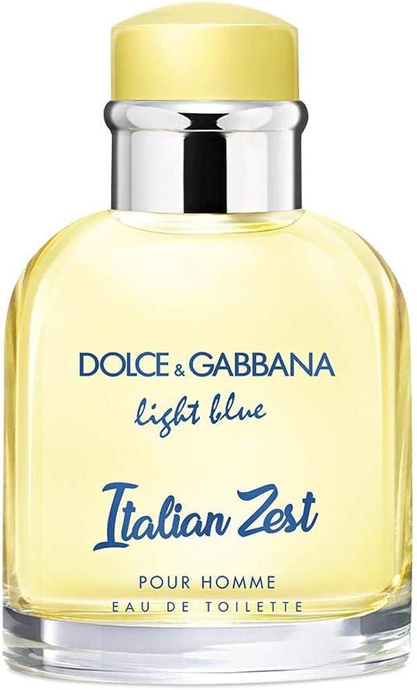 Dolce & gabbana eau de toilette - 75 ml uomo 3423473045755