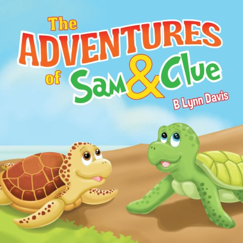 The Adventures of Sam and Clue audiobook cover art