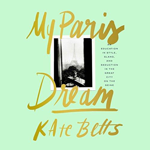My Paris Dream audiobook cover art