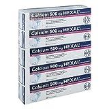 Calcium 500mg HEXAL 100 stk