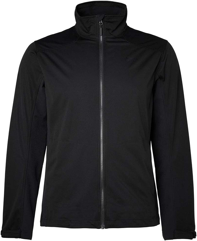 North Bend Wane Softshell Jacket M,schwarz