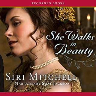 She Walks in Beauty audiobook cover art