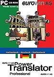 PowerTranslator 9.0 - italienisch-dt.-italienisc - eurowin