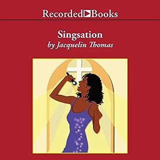 Singsation audiobook cover art