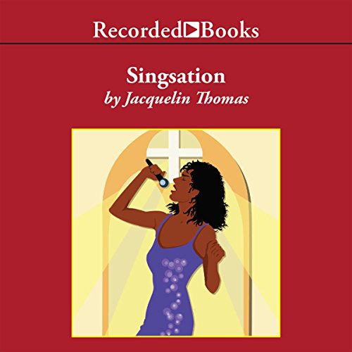 Singsation audiobook cover art