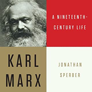 Karl Marx: A Nineteenth-Century Life cover art
