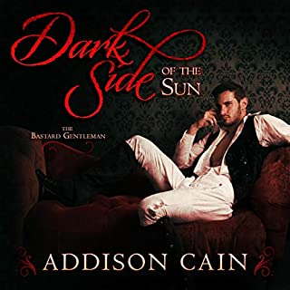 Dark Side of the Sun audiobook cover art
