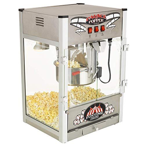 Funtime FT1626PP Popcorn Machine, 18-1/2' x 16' x 26-5/8'