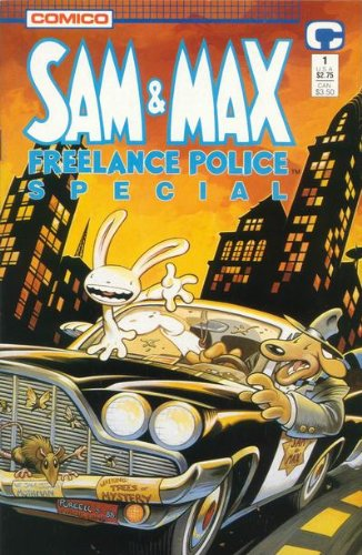 Sam and Max Freelance Police Special #1