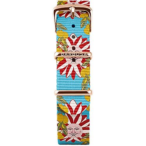Barbosa Sicily - Reloj de pulsera para mujer, moderno, cód. 14RN318