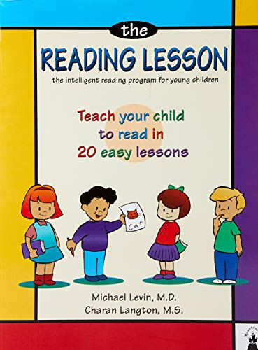 The Reading Lesson: Teach Your Child to Read in 20 Easy Lessons (The Best Vacation Ever K5 Learning Answers)