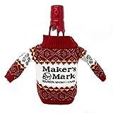 Maker's Mark in Christmas Jumper /