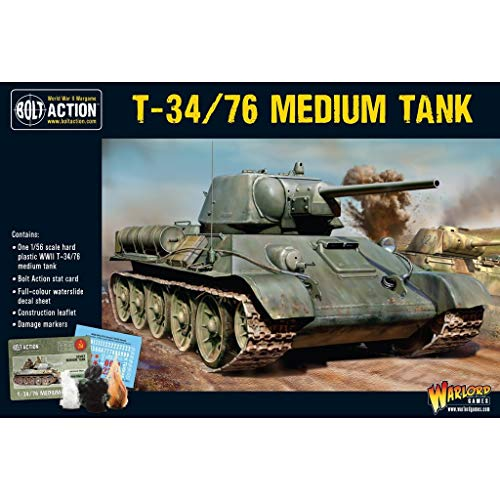 T-34/85 Medium Tank - Bolt Action