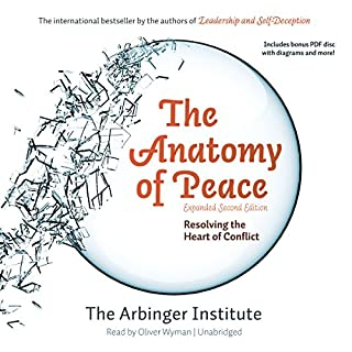 The Anatomy of Peace, Expanded Second Edition cover art