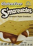 Kinnikinnick S'moreable Graham Cracker 8 OZ (Gói 3 chiếc)