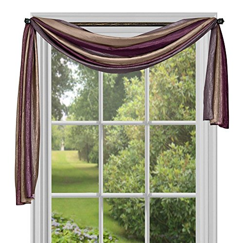Window Treatment Swags