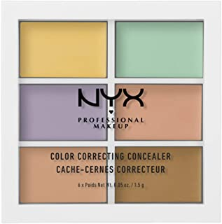 NYX PROFESSIONAL MAKEUP Concealer Color Correcting Palette