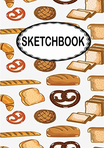 """Sketchbook: Canape : 110 Pages of 7"""" x 10"""" Blank Paper for Drawing (Sketchbooks)"""