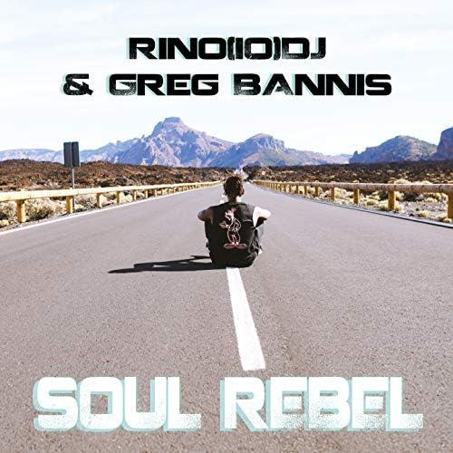 Rino(IO)DJ, Greg Bannis