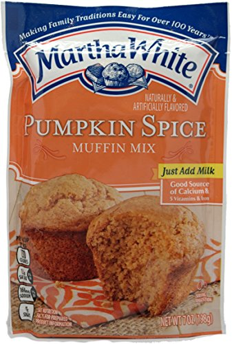 Martha White Pumpkin Spice Muffin Mix
