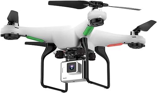 servicio honesto KAIFH Drone 200W-720P Cámara Cámara Cámara De Alta Definición De Cuatro Ejes Aeronave De Control Remoto Antena Transmisión En Tiempo Real Avión No Tripulado Larga Vida De La Batería Reconocimiento De Gesto De,2  precios bajos todos los dias