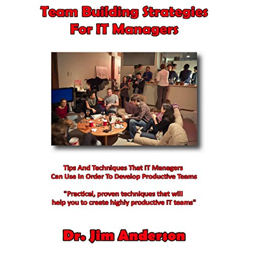 Team Building Strategies for IT Managers audiobook cover art