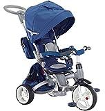 Sun Baby Triciclo Cochecito Chico Chica Little Tiger Ajustqable con Manija de...
